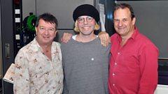 Tim Burgess joins Radcliffe and Maconie