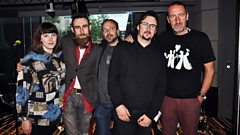 Withered Hand chats to Marc Riley