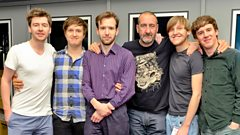 Dutch Uncles speak to Marc Riley