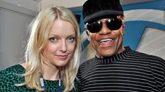 Bobby Womack in conversation with Lauren Laverne