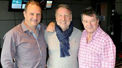 Peter Hook chats to Radcliffe and Maconie about his new book