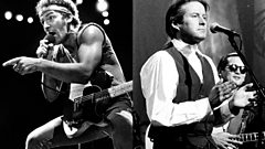 Johnnie Walker and David Hepworth on Springsteen's Born in the USA