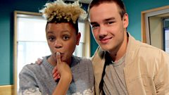 Liam Payne and Gemma Cairney dance to Gangam Style