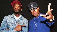 Ne-Yo drops in on Twin
