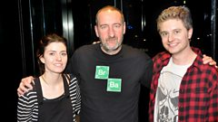 Blood Red Shoes join Marc Riley in the studio