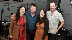 The Unthanks chat to Stuart Maconie