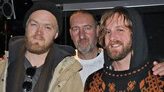 Two Gallants join Marc Riley in the studio
