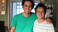 Four Tet catches up with Jamie Cullum