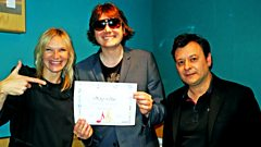 Jo Whiley chats to the Manic Street Preachers
