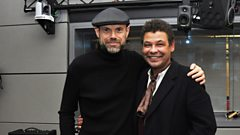 Joey Negro chats to Craig Charles