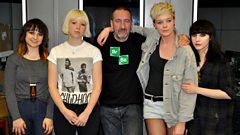 PINS chat to Marc Riley