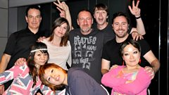 The Wedding Present - Interview with Marc Riley
