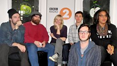 Alabama Shakes chat to Jo Whiley