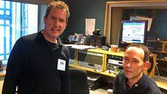 OMD's Andy McCluskey joins Steve Lamacq