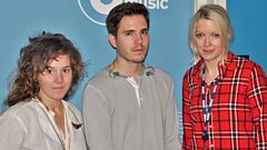 Purity Ring chat to Lauren Laverne