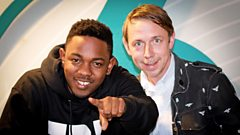 Kendrick Lamar interview with Gilles Peterson