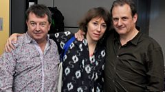 Martha Wainwright in conversation with Radcliffe and Maconie