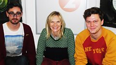 Alt-J chat with Jo Whiley
