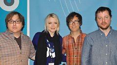 Ben Folds Five join Lauren Laverne in the studio