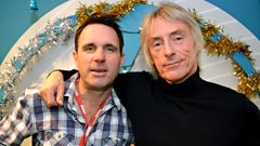 Paul Weller chats to Shaun Keaveny