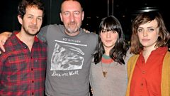 Sharon Van Etten joins Marc Riley in the studio