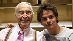 Dave Brubeck - Archive Interview with Jamie Cullum