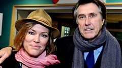 Bryan Ferry speaks with Cerys Matthews