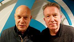 Brian Eno chats with Tom Robinson
