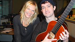 Conor O'Brien A.K.A Villagers joins Jo Whiley in the studio