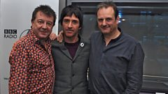 Johnny Marr talks to Radcliffe and Maconie