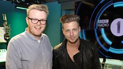 Ryan Tedder chats to Huw Stephens