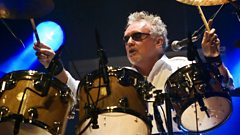 Roger Taylor on Queen - The Movie