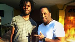 Chronixx chats with Robbo
