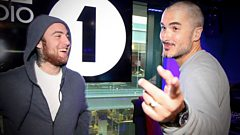 Mac Miller chats to Zane Lowe