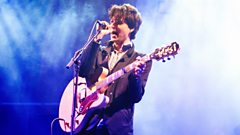 Vampire Weekend chat to Stuart Maconie