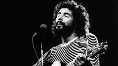Cat Stevens is inducted into Michael Ball's Singers Hall of Fame