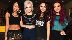 'We all have to do a little poo before we go on stage' – Little Mix's oversharing game is strong