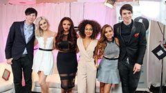 Dan & Phil with Little Mix