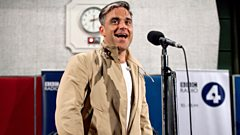 Robbie Williams sings One Of God's Better People