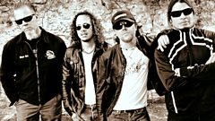 Metallica on Napster and St. Anger