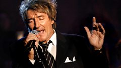 Rod Stewart on Songwriting, Maggie May and John Peel