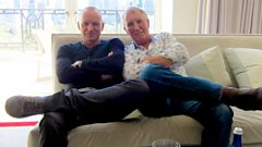 Sting - Interview with Johnnie Walker
