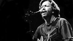 Eric Clapton is inducted into Michael Ball's Singers Hall of Fame