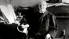 Anton Bruckner - one of the great 19th century symphonists