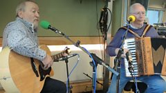 Foster & Allen perform live on Weekend Wogan