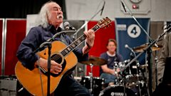 David Crosby sings Guinevere for Mastertapes