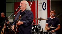 David Crosby sings Long Time Gone for Mastertapes