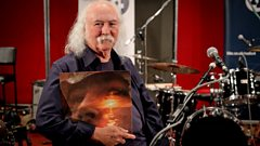 David Crosby sings What Are Their Names for Mastertapes