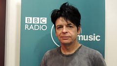 Gary Numan chats to Radcliffe and Maconie
