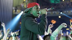 Dizzee Rascal - Bonkers at Children in Need Rocks 2013